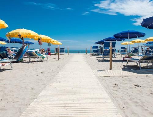 Un'estate al mare a Tenuta Goro Veneto