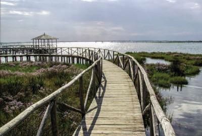 vacanza sul delta del po